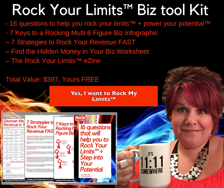 Rock Your Limits Biz Toolkit