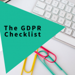 Grab Instant Access to the GDPR checklist NOW!