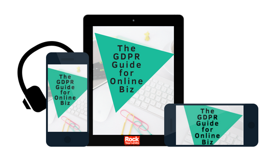 The GDPR Guide for Online Biz