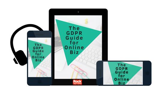 The GDPR Guide for Online Biz