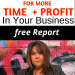 Productivity Tips for Time and profit freeom - 3 Mistakes to Avoid