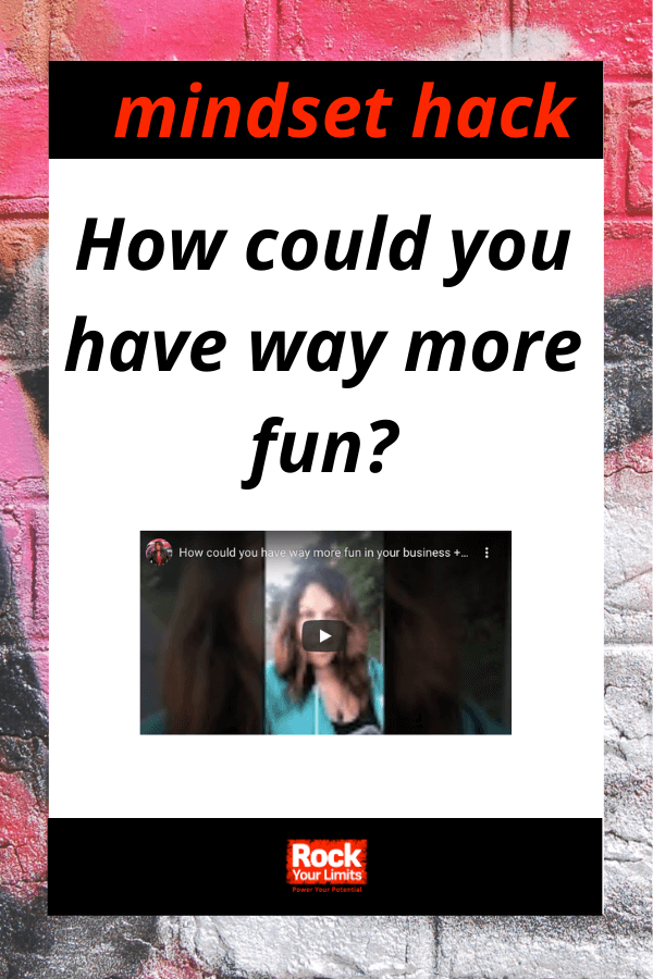 How could you have way more fun?
